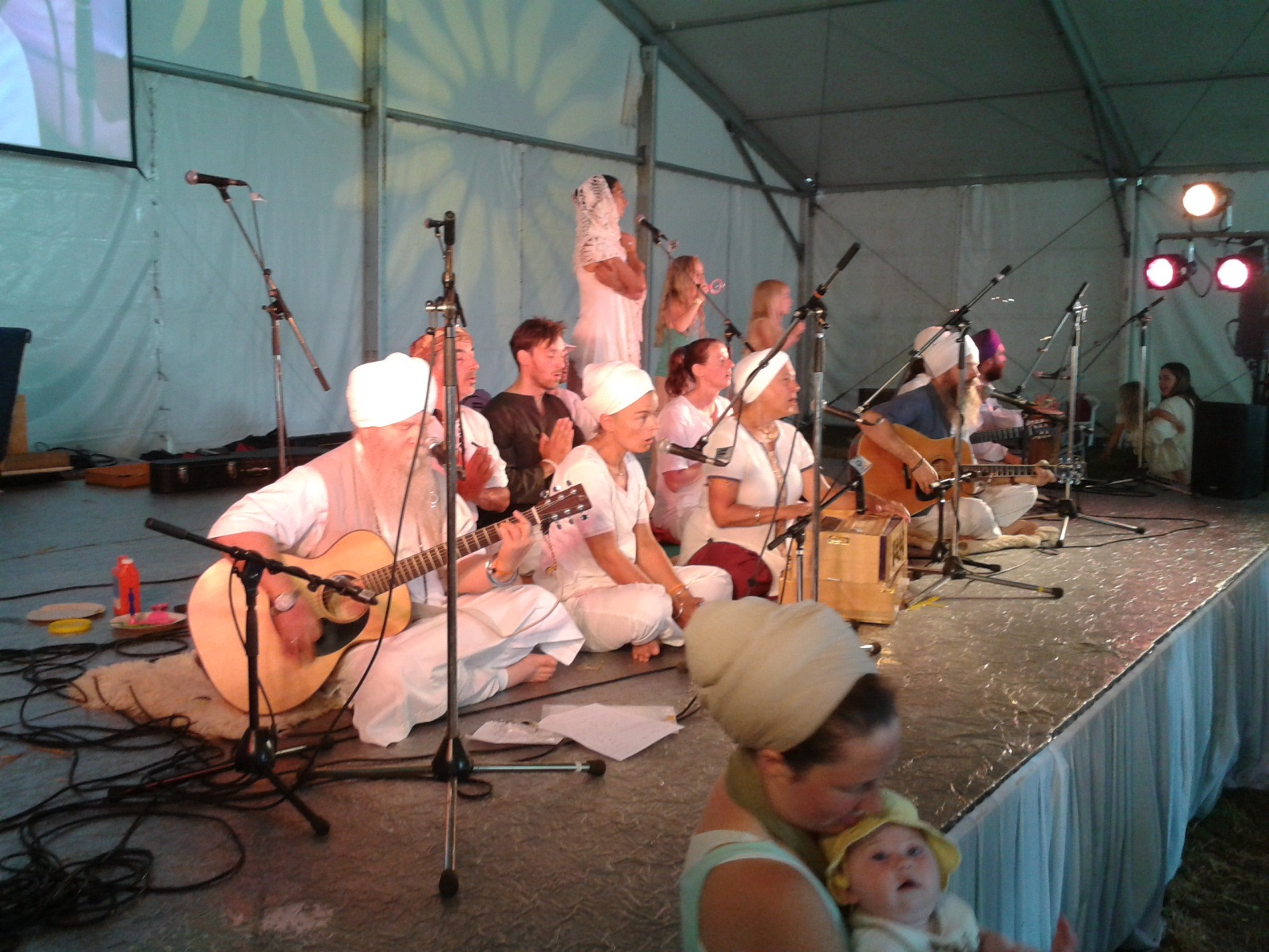 Concert de clôture - Festival de Kundalini Yoga