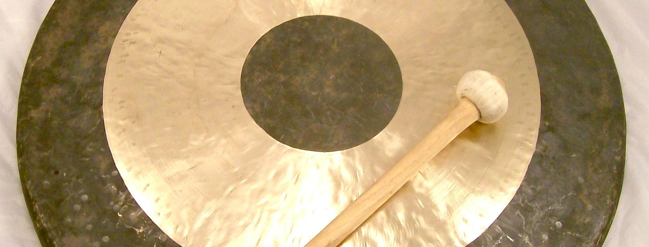 Bain de gong – Le retour…