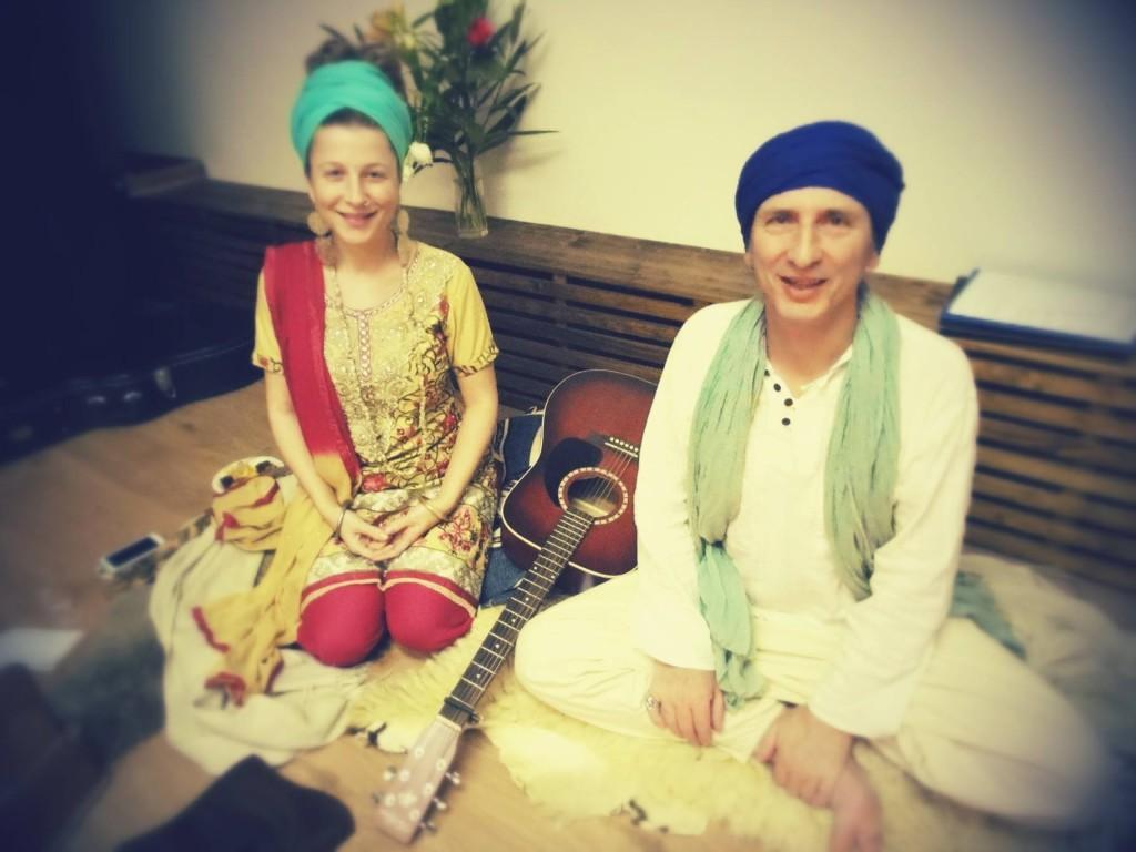 Navjeet Singh et Suhagani Kaur