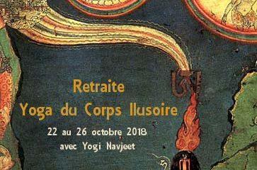 Retraite d'automne – le Yoga du Corps Illusoire