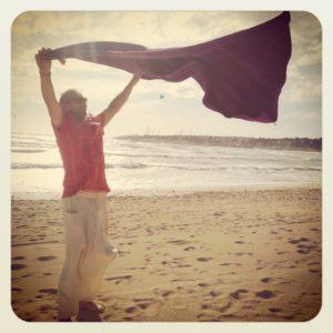 Navjeet est dans le vent